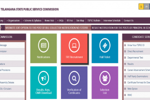 TSPSC Village Revenue Officer 2018 Examination: OMR answer sheet released at tspsc.gov.in | Check now