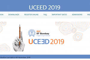 UCEED 2019: Information Brochure released on uceed.iitb.ac.in, check more information here