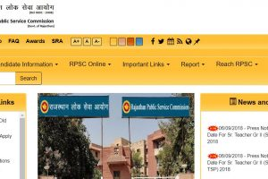 RPSC college lecturer 2014 examination (Hindi) Results declared at rpsc.rajasthan.gov.in