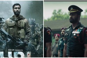 'Uri' teaser out, Vicky Kaushal steals the show as Indian Army special forces officer