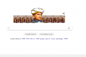 Google remembers M Visvesvaraya with a special doodle on his 158th birth anniversary