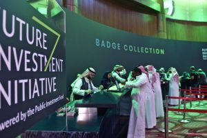 Saudi investment event opens under Khashoggi shadow