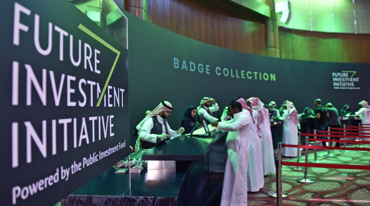 Saudi Arabia, investment summit, Jamal Khashoggi, Kirill Dmitriyev, Mohammed bin Salman