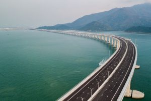 China opens world's longest sea bridge connecting Hong Kong to Macau, Zhuhai