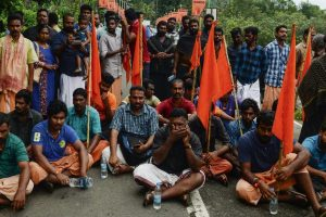 BJP launches Rath Yatra to 'protect' tradition of Ayyappa Temple
