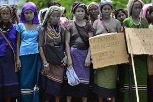 Food, relief supplies resume for Mizo tribal refugees in Tripura