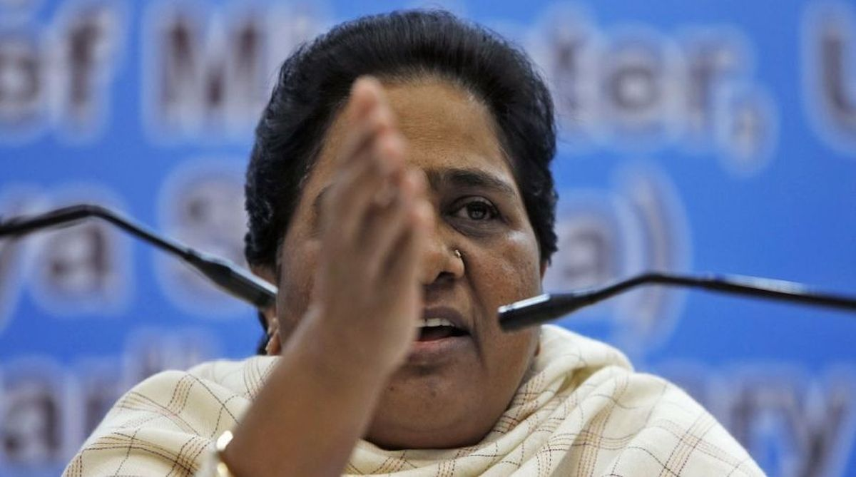 Mayawati expresses concern over developments in CBI