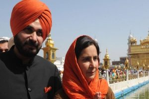 Amritsar train tragedy: Navjot Singh Sidhu defends wife, questions railways