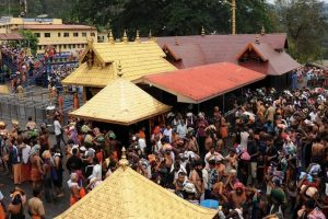 Sabarimala temple closes today; media warned of targeted attack, asked to stay away