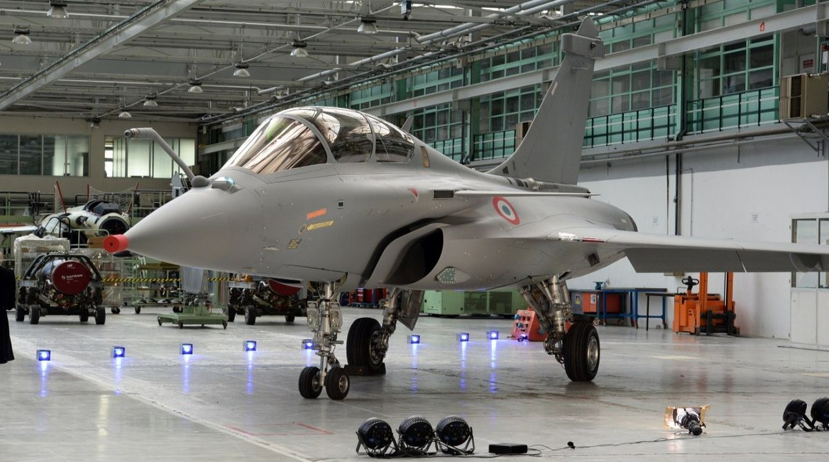 Rafale deal, Congress, PM Modi, Dassault Reliance Aerospace, Randeep Singh Surjewala