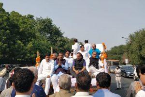 Former Delhi CM Madan Lal Khurana cremated