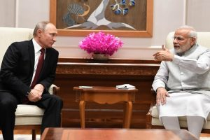 Putin arrives in India | PM Modi hosts private dinner ahead of official summit