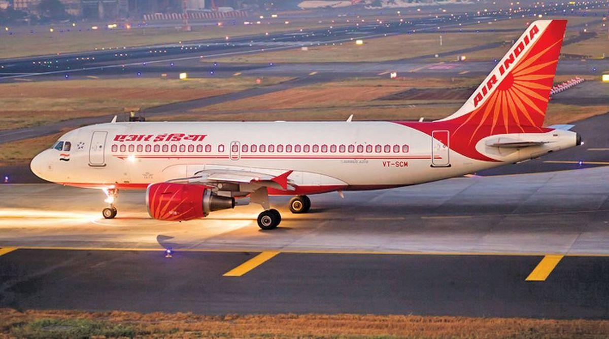 Air India air hostess