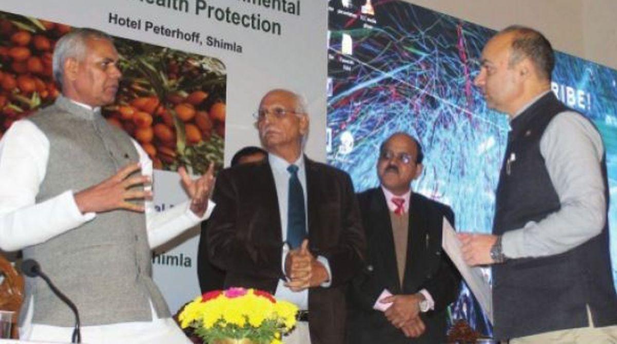 Acharya Devvrat, Himachal Pradesh Krishi Vishvavidyalaya, farmers, Sea-buckthorn, GB Pant University, DRDO