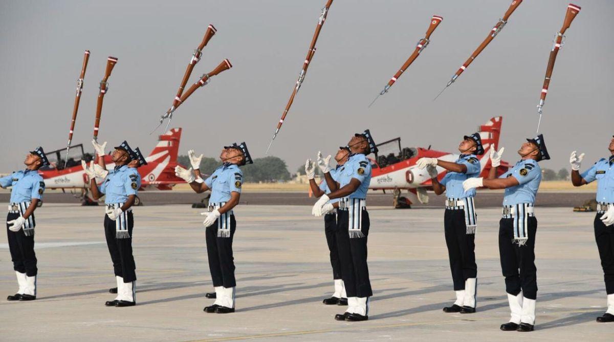 Air Force Warriors
