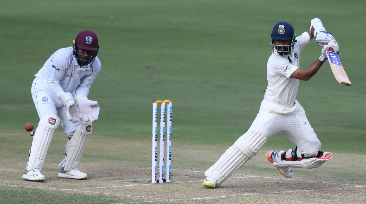 In Pictures: India vs West Indies, 2nd Test