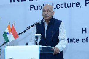 Union minister MJ Akbar singed in #MeToo fire; Maneka Gandhi calls for probe