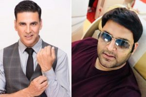 Akshay wishes luck to Kapil Sharma