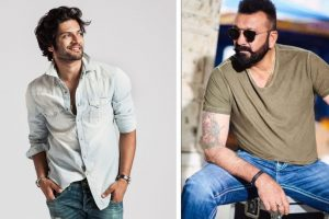 Ali Fazal takes fitness tips from Sanjay Dutt