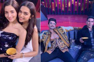 Koffee with Karan season 6: Complete list of guests on Karan Johar's talk show