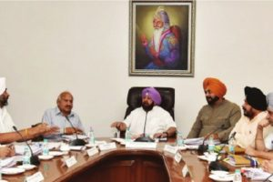 Punjab Cabinet approves policy for regularisation of unauthorised colonies