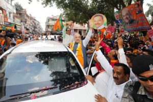 Amit Shah targets Congress in poll-bound Madhya Pradesh