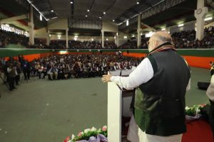BJP to contest all 40 seats in Mizoram: Amit Shah