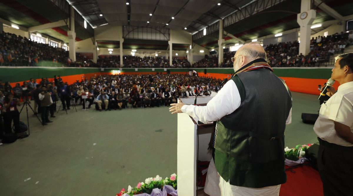 Mizoram, Mizoram elections, Mizoram Assembly elections 2018, BJP President, Amit Shah