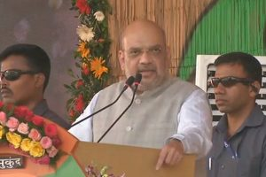 In Lucknow, Amit Shah stresses on better coordination between BJP organisation and government