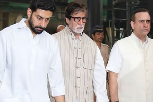 Amitabh Bachchan pens down note for late Krishna Raj Kapoor