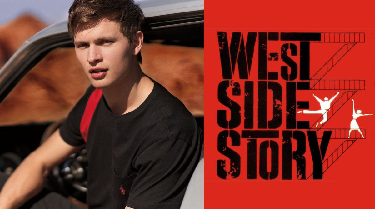 Ansel Elgort to star as Tony in Steven Spielberg's remake of West Side Story