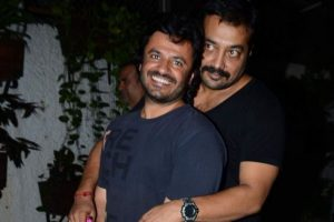 I brought Vikas Bahl's name in public: Anurag Kashyap