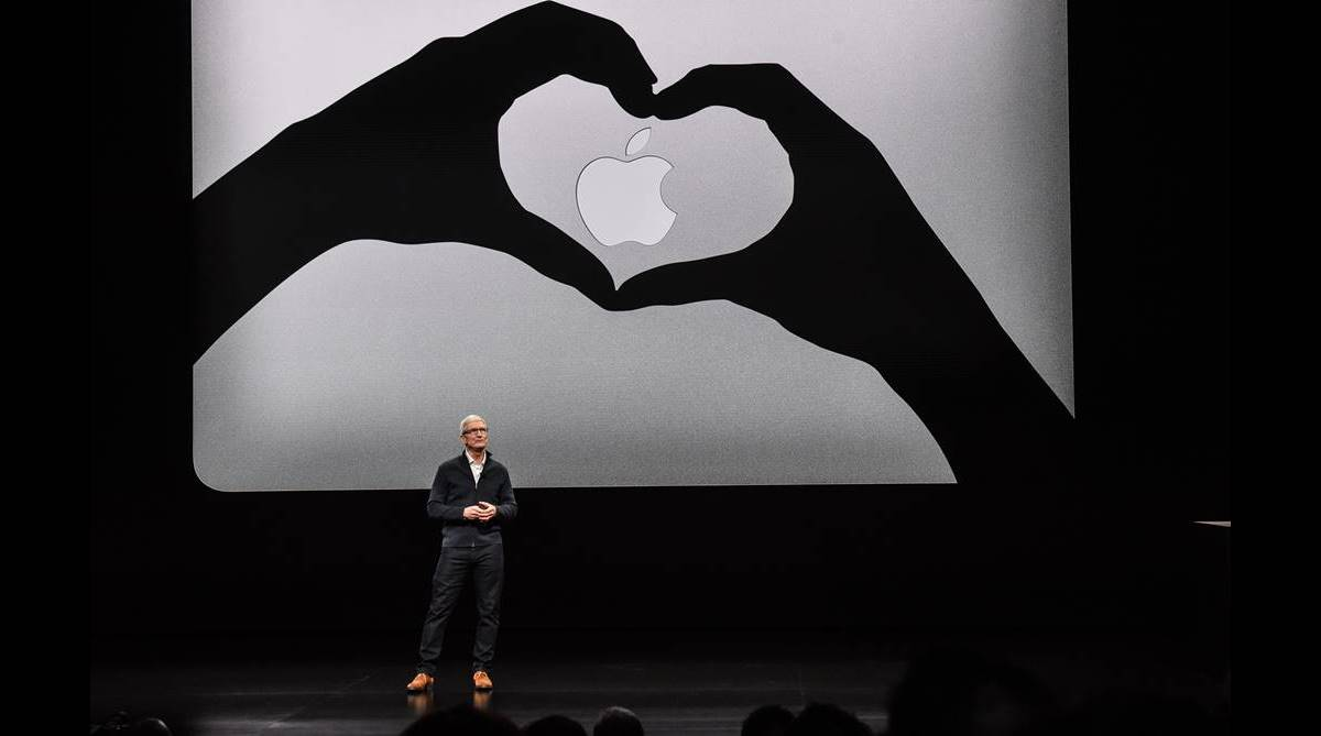 Apple MacBook Air, MacBook Air, Apple MacBook Air launch, Apple launch, Tim Cook