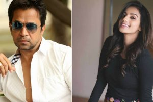 #MeToo: Actor Arjun Sarja files Rs 5-cr defamation suit against Sruthi Hariharan