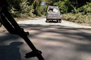 Militants target Army vehicle with IED in Pulwama