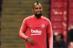 Trouble at Barcelona? Arturo Vidal gets slammed for being disrespectful
