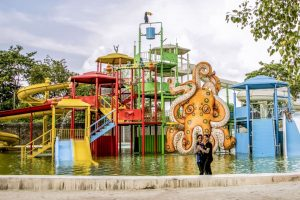 Experience the thrill at Atlantic Water World