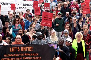 Australia seeks to settle migrants outside major cities