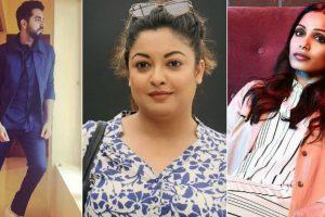 Ayushmann Khurrana, Freida Pinto lend support to Tanushree Dutta