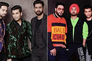 Koffee With Karan 6: Ayushmann Khurrana-Vicky Kaushal; Diljit Dosanjh-Badshah to debut on the chat show