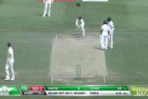 Don't just stand there! Azhar expects teasing from son for bizarre run out