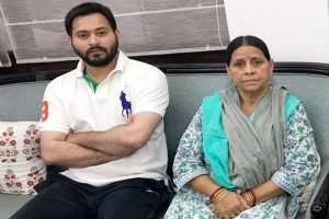 IRCTC scam: Delhi court grants bail to Rabri Devi, Tejashwi Yadav