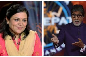 After KBC 10 win, first crorepati Binita Jain: 'I want to keep the money aside for my son'