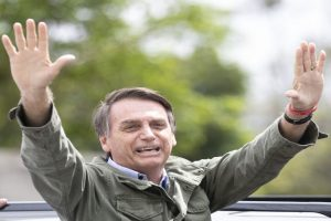 Brazilian President-elect Bolsonaro aims at 'super ministry' amid protests