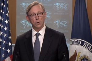 Donald Trump sending envoy Brian Hook to Delhi to discuss Iran