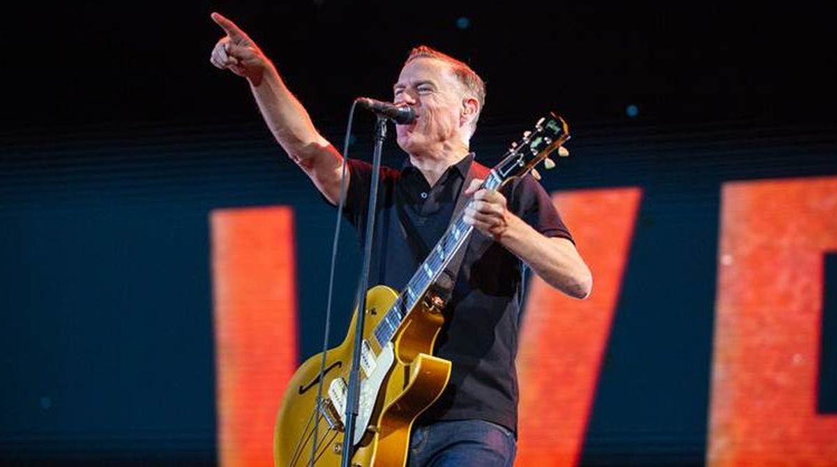 Bryan Adams makes it a night to remember in Gurgaon