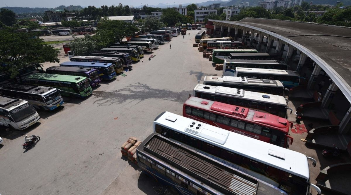 700 private buses, roadways employees, Haryana govt, strike, privatization