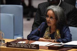 Ethiopia appoints Sahle-Work Zewde as first female President