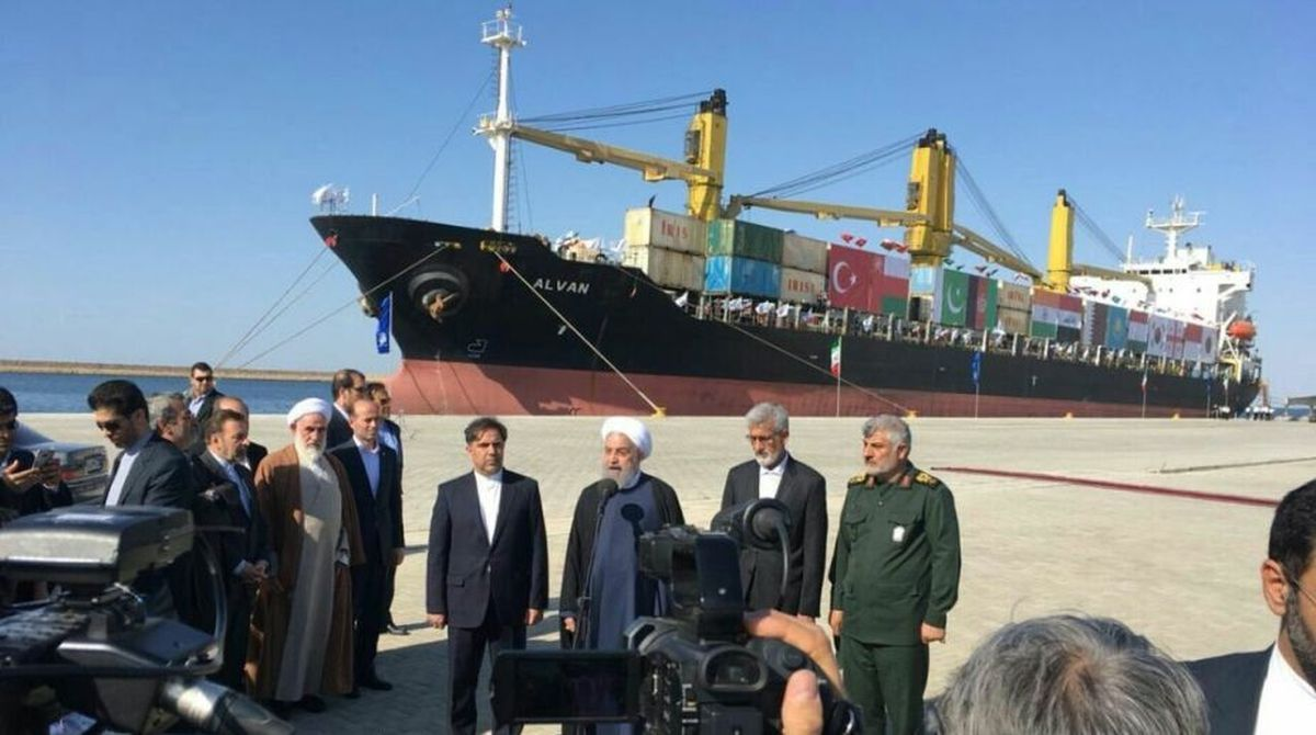 Iran, Chabahar Port, India, Afghanistan, Mohammad Rastad, Ports Global Limited, trilateral Chabahar agreement, External Affairs Ministry