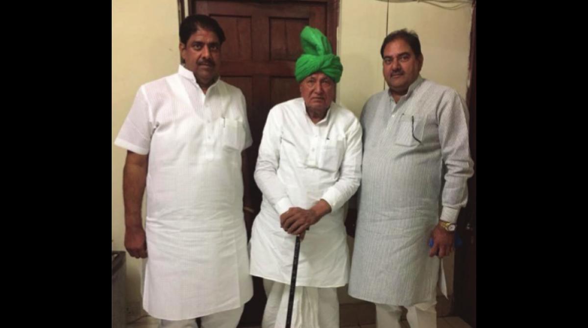 INLD, 2019 Lok Sabha, Om Prakash Chautala, Haryana Assembly polls, Ajay Singh Chautala, INSO